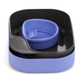 Wildo Camp-A-Box Duo Light Set de Cena, blueberry